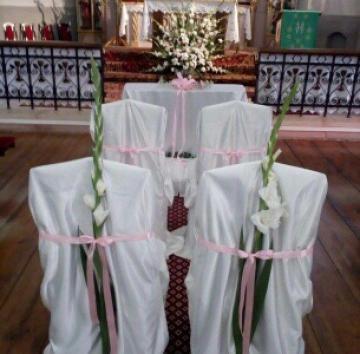 dekoracja kościoła 03