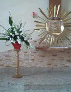 dekoracja kościoła 08
