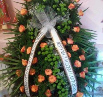 wieńce pogrzebowe 06