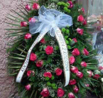 wieńce pogrzebowe 09